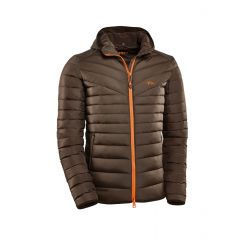 VESTE HOMME BLASER DOWN - MARRON