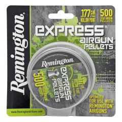 BOITE DE 500 PLOMBS REMINGTON EXPRESS HOLLOW POINT - C/4.5 MM