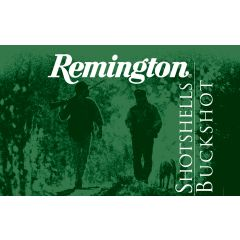 CARTOUCHES REMINGTON SHURSHOT CHEVROTINES C/12/70/20/33.5GR 9 Pellets