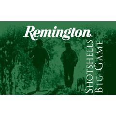 CARTOUCHES REMINGTON SHURT BIG GAME .CHEV C/12/70/20/36GR 25 Pel