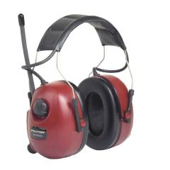 CASQUE 3M PELTOR COMMUNICATION FM RADIO ANTIBRUIT SERRE-TETE HRXS7A-01