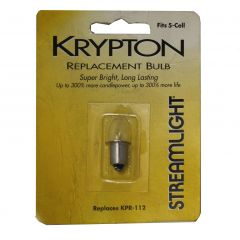 AMPOULE POUR LAMPE STREAMLIGHT KRYPTON SL-5DX