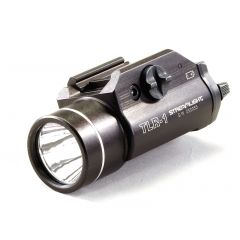 LAMPE STREAMLIGHT TLR-1 - NOIRE
