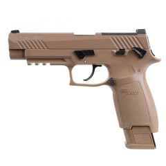 PISTOLET SIG SAUER AIRGUN P320 M17 - C/.4.5 MM - COYOTE