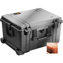 MALLETTE PELICASE 1620 - ORANGE - AVEC MOUSSE