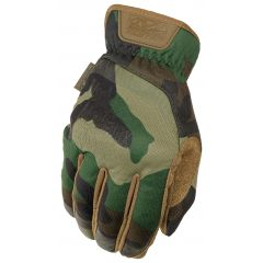 GANTS MECHANIX FASTFIT - CAMO WOODLAND