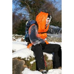 GILET DE SURVIE BLIZZARD ORANGE