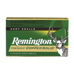 CARTOUCHES REMINGTON COPPER SOLID 20/70 - 17.5 GRS