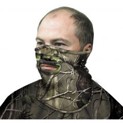 MASQUE 1/2 PRIMOS STRETCH FIT REALTREE APG HD