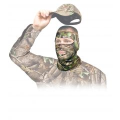 MASQUE 3/4 PRIMOS STRETCH AVEC BOUCHE REALTREE APG HD