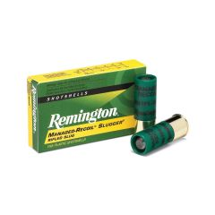 CARTOUCHES REMINGTON MANAGED RECOIL SLUGGER C/12/70