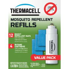 RECHARGE 48H POUR ANTI-MOUSTIQUE THERMACELL
