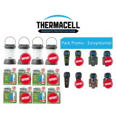 PACK PROMO THERMACELL