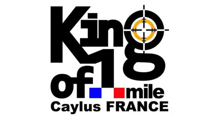 King of 1 Mile Caylus France 2021